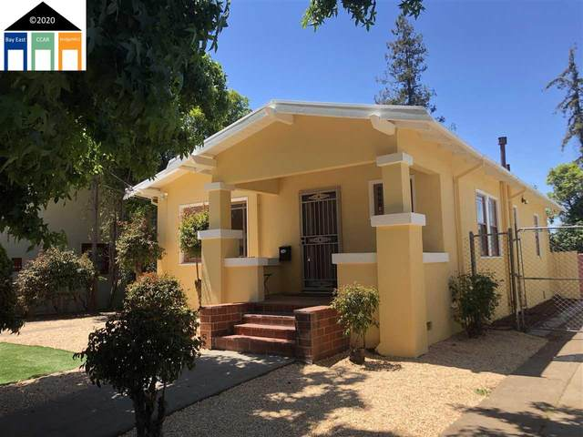 3749 Quigley, Oakland, CA 94619 (#MR40922958) :: The Realty Society