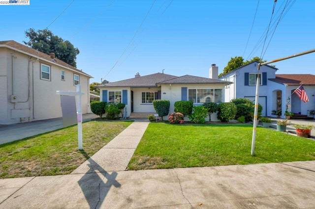1095 Dutton Avenue, San Leandro, CA 94577 (#BE40920785) :: The Goss Real Estate Group, Keller Williams Bay Area Estates
