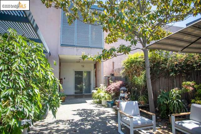 2112 West St 3, Oakland, CA 94612 (#EB40922968) :: The Realty Society