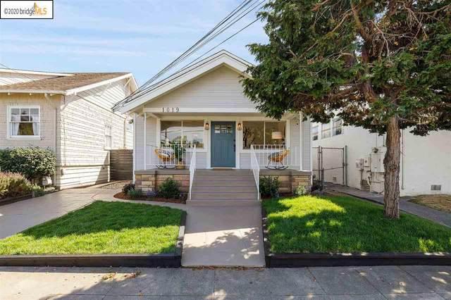 1019 61St St, Oakland, CA 94608 (#EB40922989) :: The Sean Cooper Real Estate Group