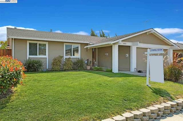 4302 Pecos Ave, Fremont, CA 94555 (#BE40922995) :: The Kulda Real Estate Group