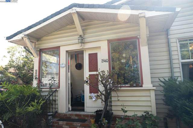 1540 165Th Ave, San Leandro, CA 94578 (#BE40923026) :: Strock Real Estate