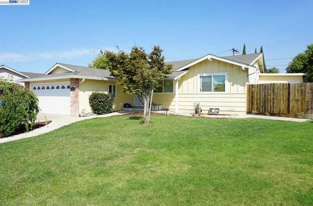 4849 Allegro Ct, Fremont, CA 94538 (#BE40923078) :: RE/MAX Gold