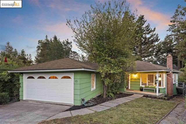 15 Arlington Ln, Kensington, CA 94707 (#EB40923131) :: The Sean Cooper Real Estate Group