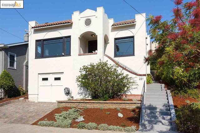 231 Park View Ave, Piedmont, CA 94610 (#EB40923175) :: Real Estate Experts