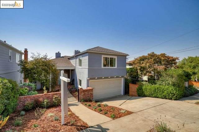 240 Trinity Ave, Kensington, CA 94708 (#EB40923186) :: The Sean Cooper Real Estate Group