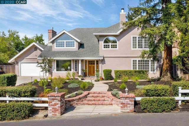 687 La Vista Road, Walnut Creek, CA 94598 (#CC40923211) :: The Goss Real Estate Group, Keller Williams Bay Area Estates