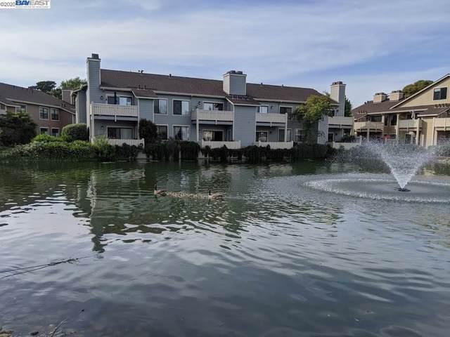 41 Shoreline Ct, Richmond, CA 94804 (#BE40923271) :: Robert Balina | Synergize Realty