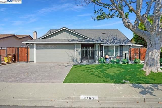 3283 San Carvante Way, Union City, CA 94587 (#BE40923264) :: The Realty Society
