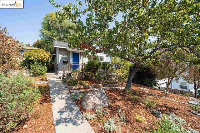 2452 Potomac St, Oakland, CA 94602 (#EB40923316) :: RE/MAX Gold