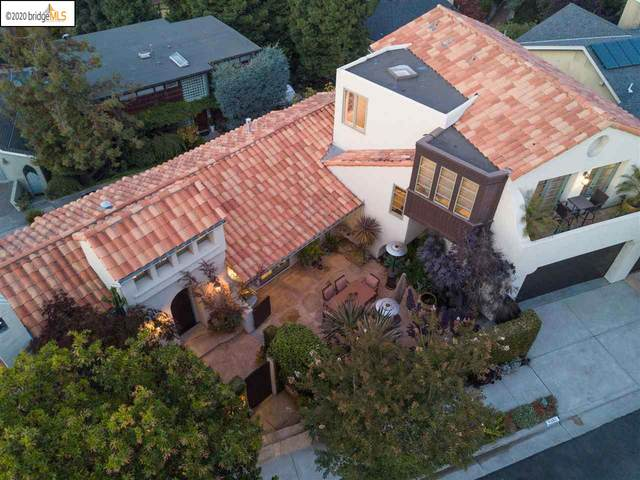 6152 Ocean View Dr, Oakland, CA 94618 (#EB40923335) :: Strock Real Estate