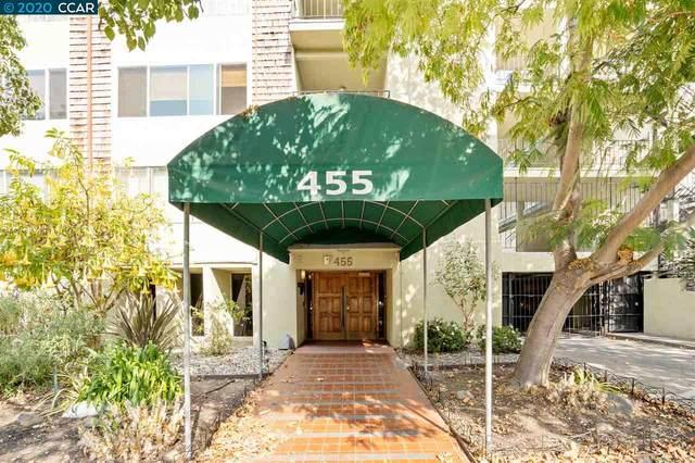 455 Crescent Street 308, Oakland, CA 94610 (#CC40923450) :: The Kulda Real Estate Group
