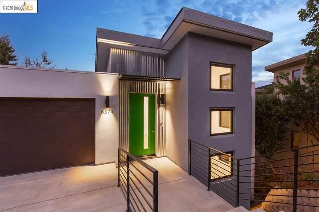 6874 Buckingham Blvd, Berkeley, CA 94705 (#EB40923470) :: Strock Real Estate