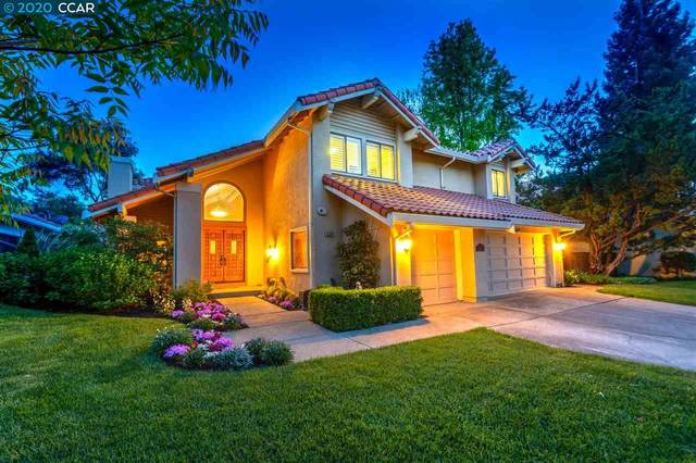 729 Liquidamber Pl, Danville, CA 94506 (#CC40923341) :: The Goss Real Estate Group, Keller Williams Bay Area Estates