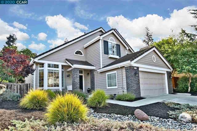 501 Raven Pl, Clayton, CA 94517 (#CC40923510) :: Strock Real Estate