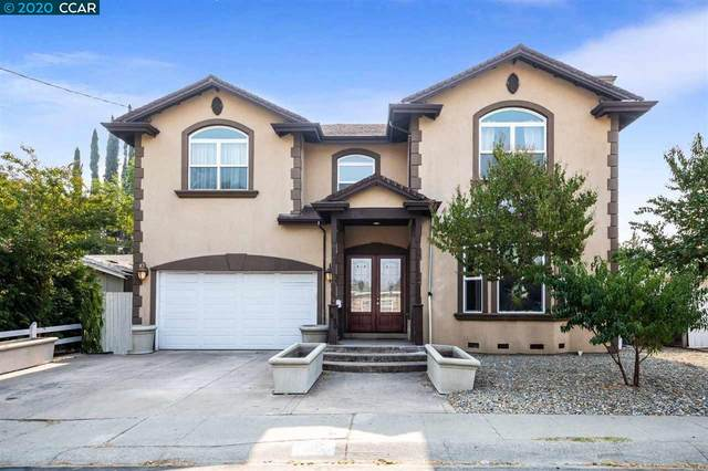 1890 Mayette Ave, Concord, CA 94520 (#CC40923515) :: The Realty Society