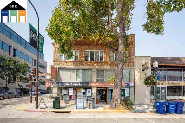 1949 Milvia Street, Berkeley, CA 94704 (#MR40923636) :: The Realty Society
