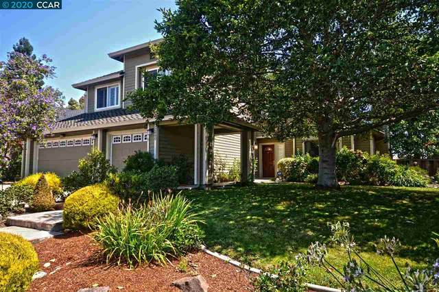 2880 Goularte Dr, Pinole, CA 94564 (#CC40923650) :: The Realty Society
