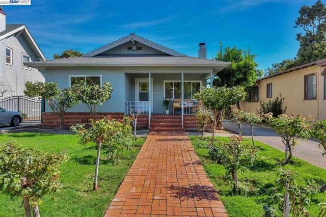 221 Cambridge Ave, San Leandro, CA 94577 (#BE40923540) :: The Realty Society