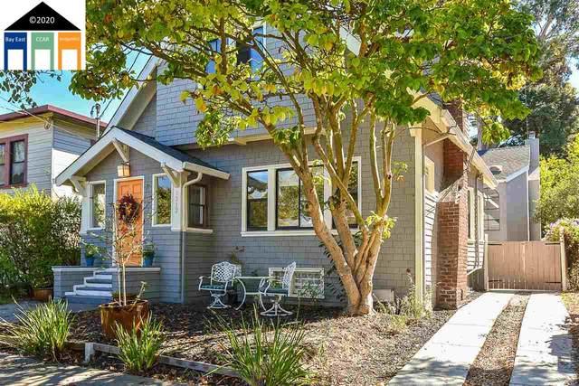1112 Chaucer St., Berkeley, CA 94702 (#MR40923795) :: The Goss Real Estate Group, Keller Williams Bay Area Estates