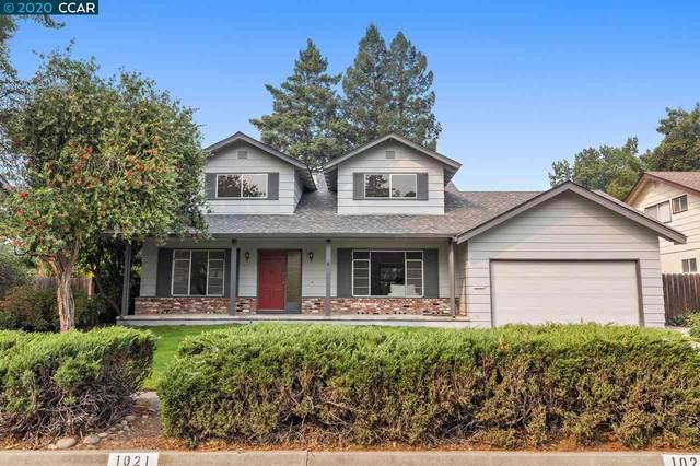 1021 Stimel Drive, Concord, CA 94518 (#CC40923863) :: Intero Real Estate