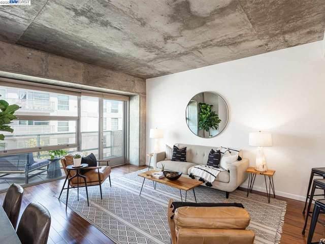 428 Alice St 529, Oakland, CA 94607 (#BE40923867) :: Intero Real Estate