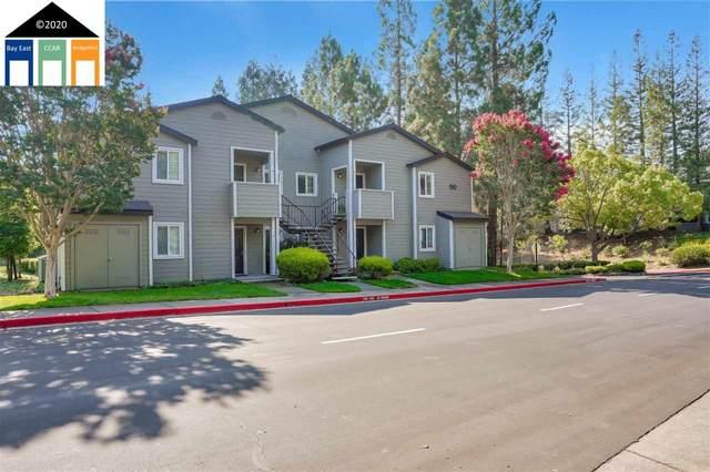 510 Canyon Oak Dr C, Oakland, CA 94605 (#MR40923870) :: The Realty Society