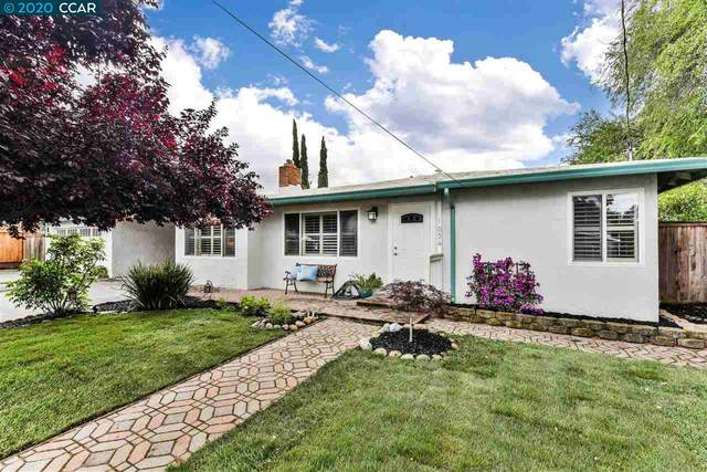 1854 Earl Ln, Concord, CA 94521 (#CC40923970) :: The Realty Society