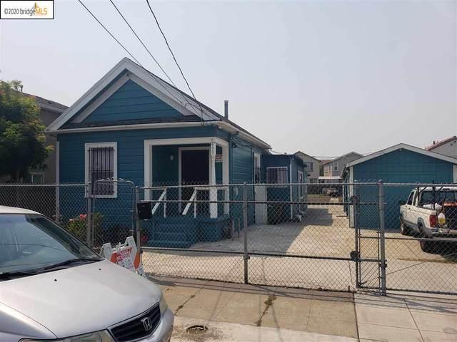 9499 E St, Oakland, CA 94603 (#EB40923983) :: Intero Real Estate