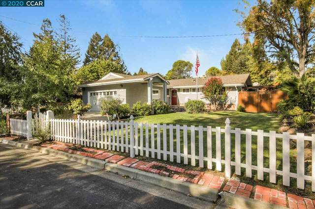 151 Lomitas Dr, Danville, CA 94526 (#CC40924048) :: The Realty Society