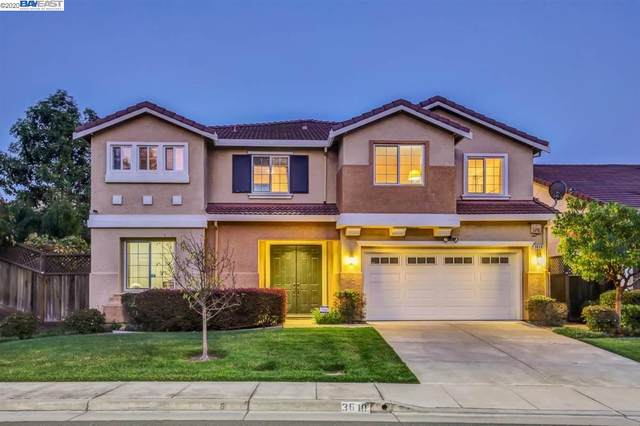 3610 Park Ridge Dr, Richmond, CA 94806 (#BE40924053) :: The Kulda Real Estate Group