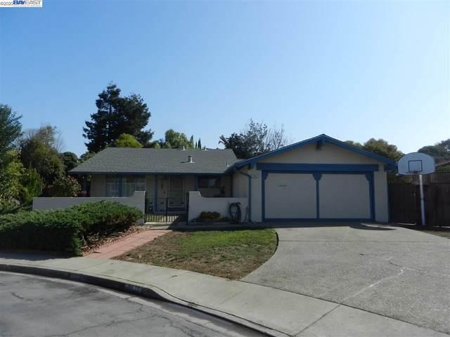 4914 Farnham Dr, Newark, CA 94560 (#BE40924071) :: Intero Real Estate