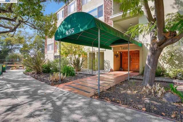 455 Crescent St 212, Oakland, CA 94610 (#BE40924088) :: Schneider Estates