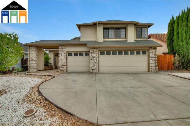 1680 Horse Shoe Loop, Tracy, CA 95376 (#MR40924120) :: Strock Real Estate