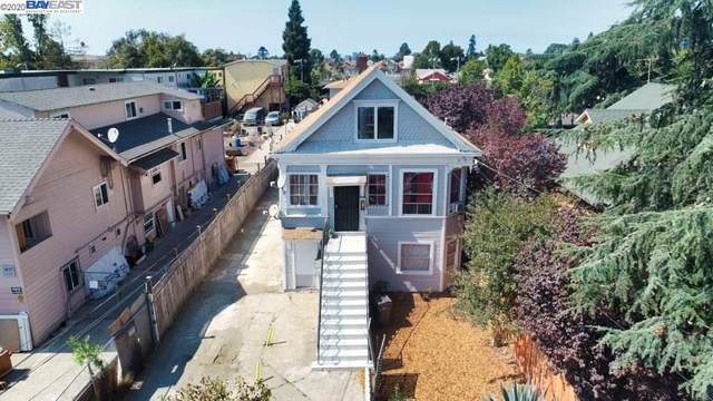 1869 38th Ave, Oakland, CA 94601 (#BE40924149) :: The Kulda Real Estate Group