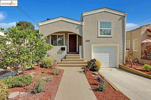 3200 Madeline St, Oakland, CA 94602 (#EB40924015) :: The Realty Society