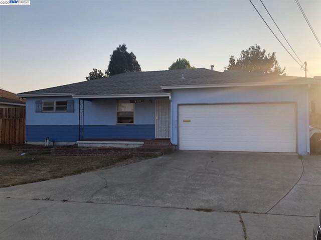 14781 Martell Ave, San Leandro, CA 94579 (#BE40924203) :: Strock Real Estate