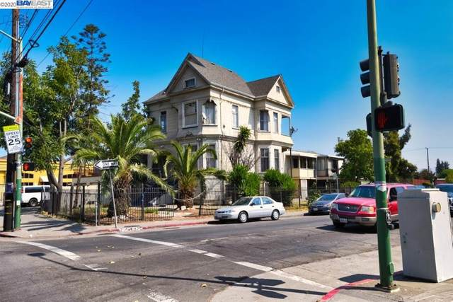 1718 High St, Oakland, CA 94601 (#BE40924232) :: The Kulda Real Estate Group