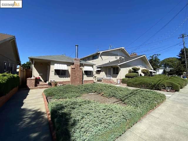 1991 Bancroft Ave, San Leandro, CA 94577 (#EB40924234) :: The Sean Cooper Real Estate Group