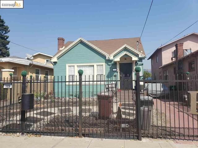 7026 Arthur St, Oakland, CA 94605 (#EB40924297) :: Strock Real Estate
