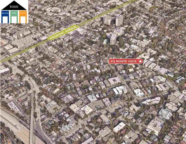 312 Monte Vista, Oakland, CA 94611 (#MR40924317) :: Intero Real Estate