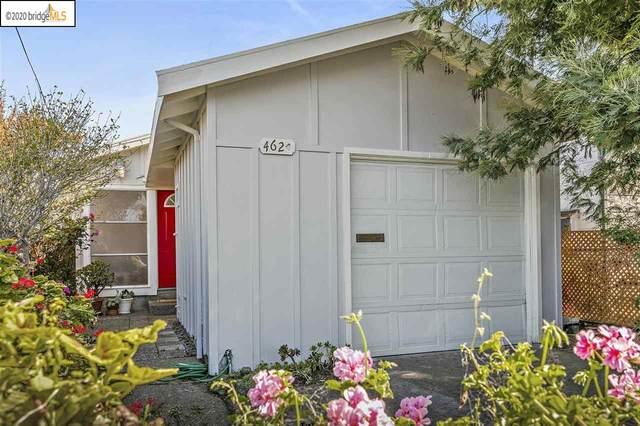 462 Spring St, Richmond, CA 94804 (#EB40924421) :: Strock Real Estate