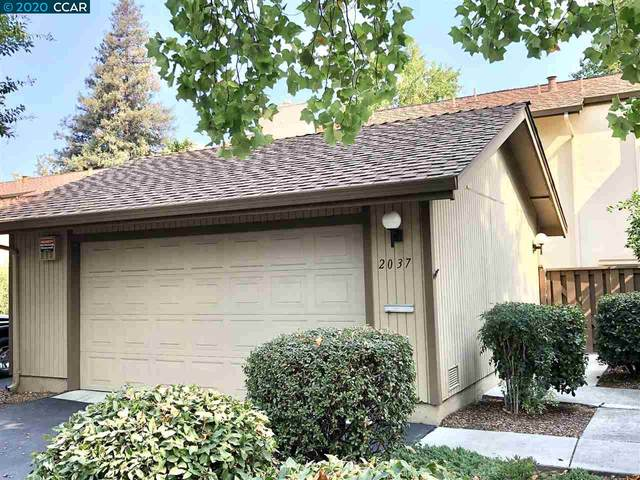 2037 Countrywood Ct, Walnut Creek, CA 94598 (#CC40924487) :: Strock Real Estate