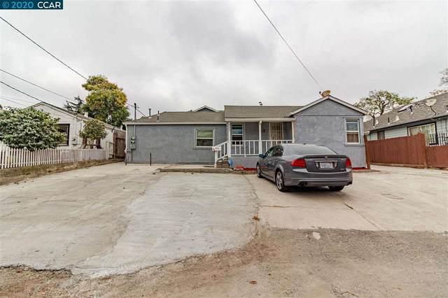 771 Santa Maria Rd, El Sobrante, CA 94803 (#CC40924485) :: The Realty Society