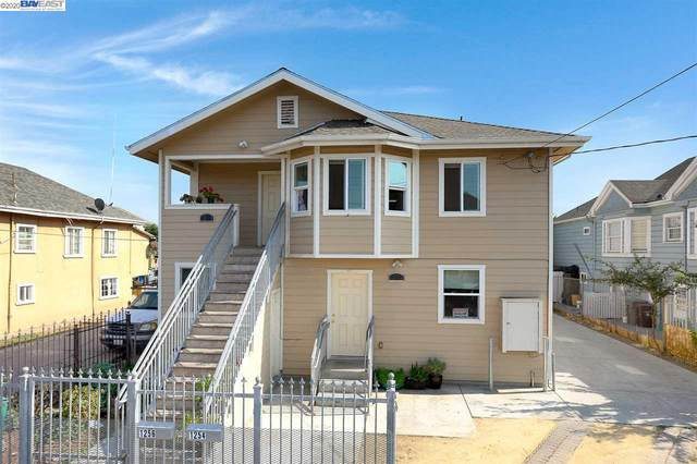 1256 50Th Ave, Oakland, CA 94601 (#BE40924488) :: The Kulda Real Estate Group