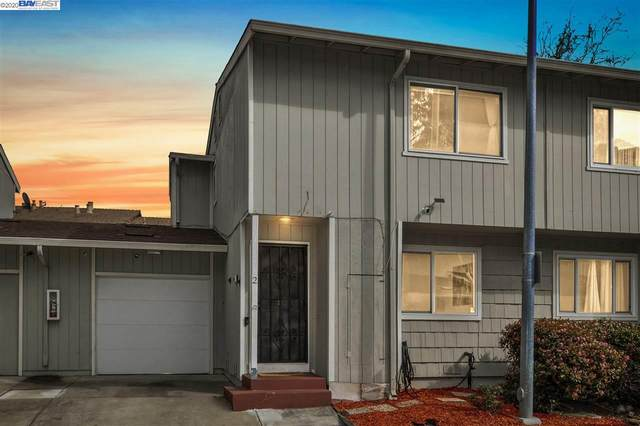 631 Foster Ct 2, Hayward, CA 94544 (#BE40924510) :: The Realty Society