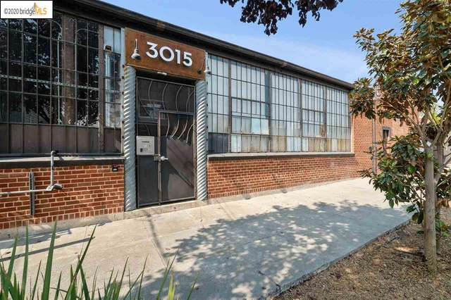 3015 Myrtle St 13, Oakland, CA 94608 (#EB40924504) :: The Realty Society