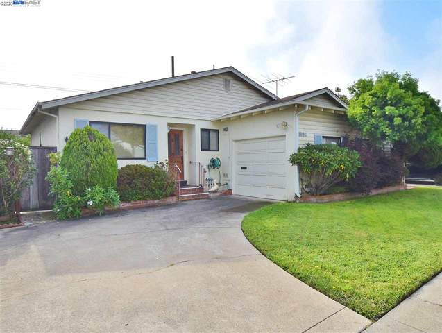 1036 Begonia Dr., Alameda, CA 94502 (#BE40924381) :: Intero Real Estate