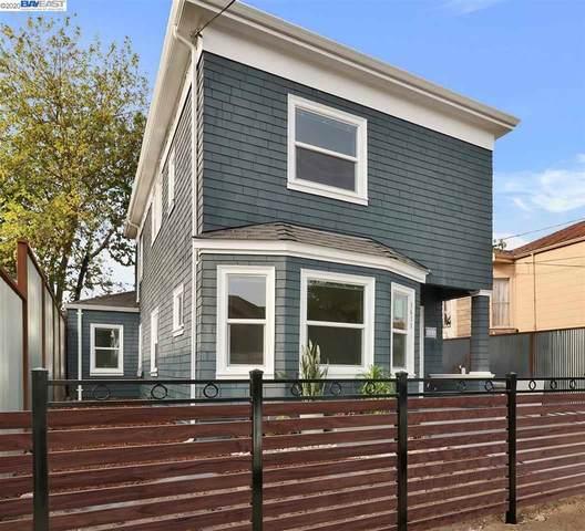 1611 15Th St, Oakland, CA 94607 (#BE40924529) :: Intero Real Estate