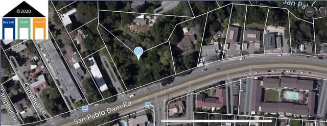4265 San Pablo Dam Road, El Sobrante, CA 94803 (#MR40924594) :: Intero Real Estate